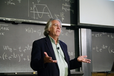 Prof. Kerry Emanuel (Photo: Helen Hill)