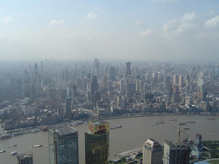 Urban regions are an ever increasing source of air pollutants.